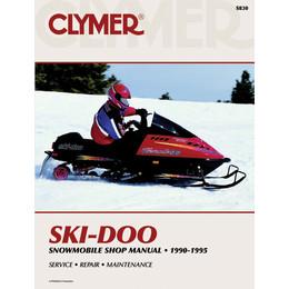 SkiDoo service manual