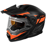 """Modular""""Flip-Up""""Helmets with electric heated shield"""