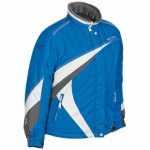 ice blue powder jacket